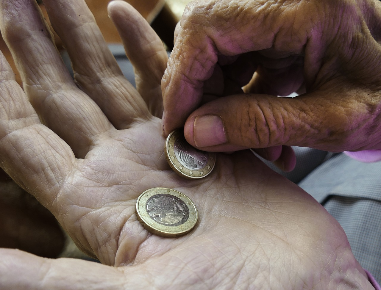 Millions of pensioners relying on just £7,000 per year!